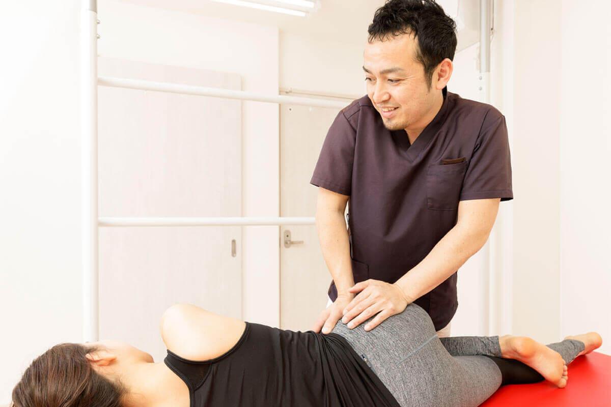 腰痛整体コース